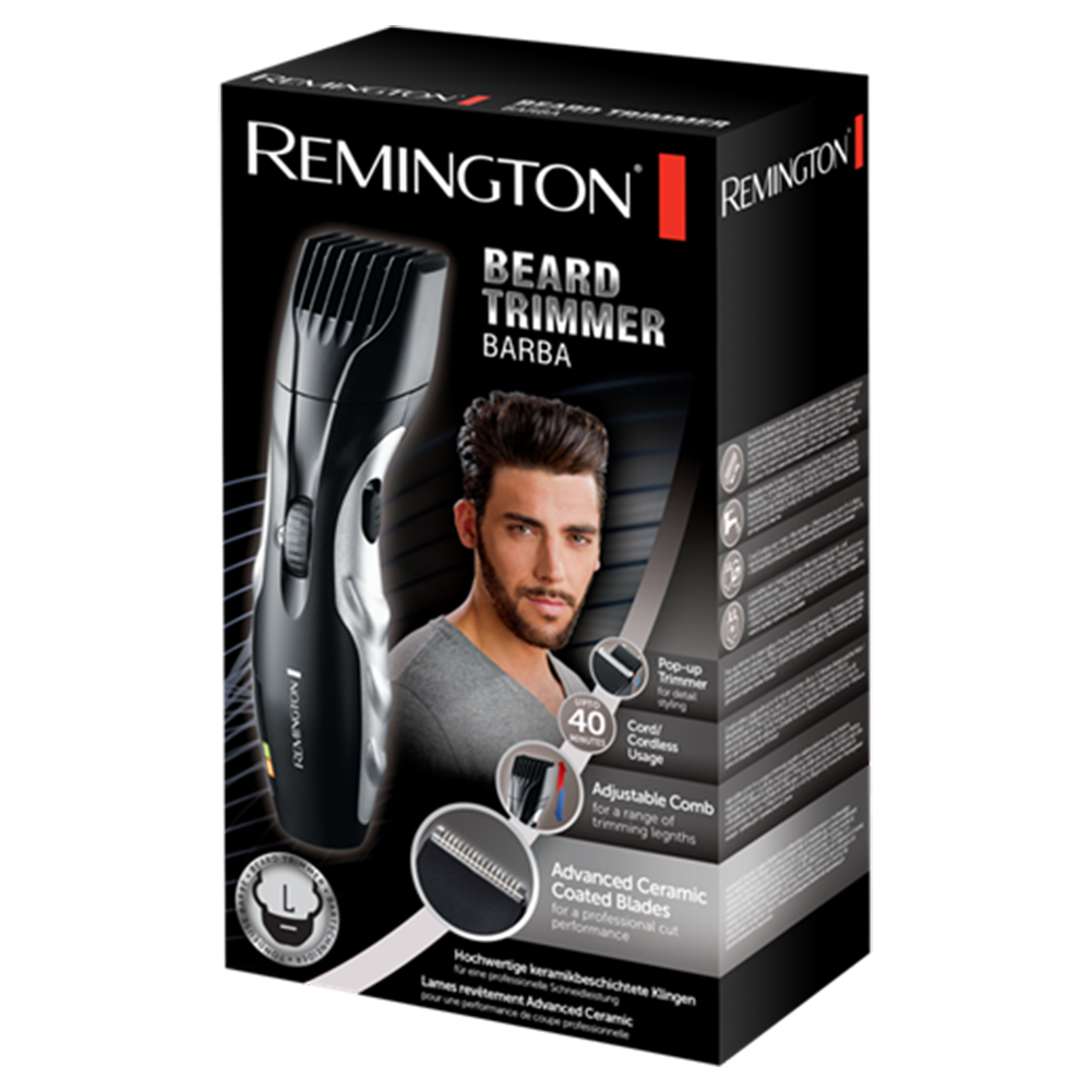 barba beard trimmer mb320c remington uk. Black Bedroom Furniture Sets. Home Design Ideas